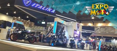 ITALIKA participó con gran éxito en EXPO MOTO 2017