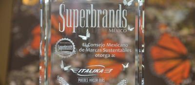 ITALIKA es distinguida como Superbrand