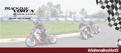 Track Day en Guadalajara con la línea Vort-X