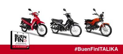 Motocicletas ITALIKA de mayor rendimiento