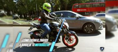 Tips ITALIKA para evitar el tráfico en moto