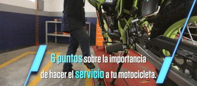 6 puntos ITALIKA sobre la importancia del servicio