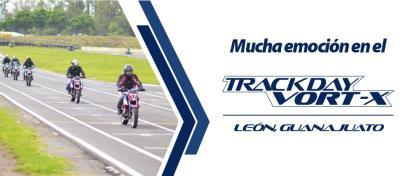 Emociones en el Track Day de ITALIKA en León
