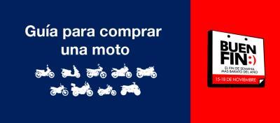 Guía para comprar una moto