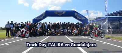 Adrenalina en el Track Day ITALIKA en Guadalajara